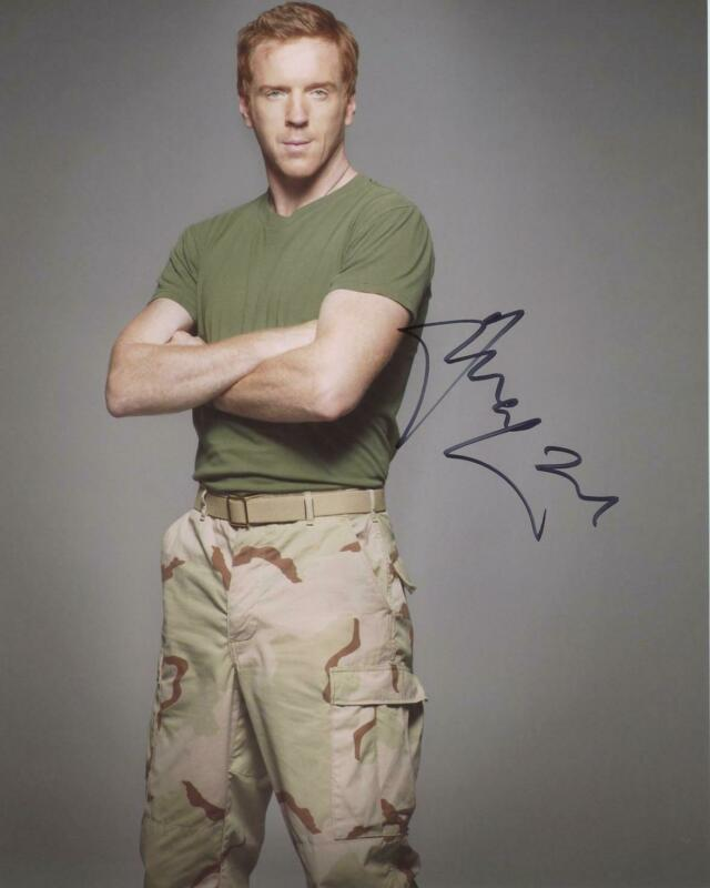 "Damian Lewis ""Homeland"" AUTOGRAPH Signed 8x10 Photo"