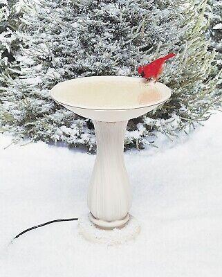 """WBU600 WB 20"""" Heated Birdbath"""