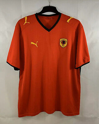 Angola Home Football Shirt 2008/09 Adults XXL Puma B883 image