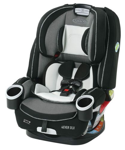 Graco Baby 4Ever DLX 4-in-1 Car Seat Infant Child Safety Fairmont NEW