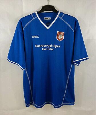 Scarborough Away Football Shirt 2006/07 Adults XL Xara C255 image