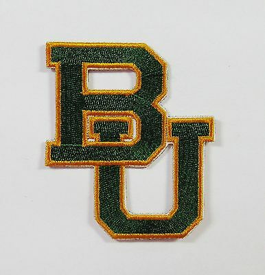 LOT OF (1) UNIVERSITY OF BAYLOR NCAA FOOTBALL PATCH ITEM # - Football Items