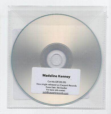 (JJ77) Madeline Kenney, Cut Me Off - DJ CD