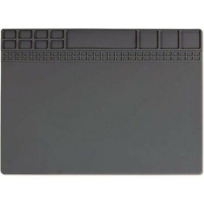 Soldering Mat Magnetic Silicone Heat Resistant 932f Electronic Repair Pad Large