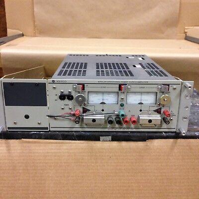 Kepco Bop 20-10m Bipolar Operational Power Supply Amplifier