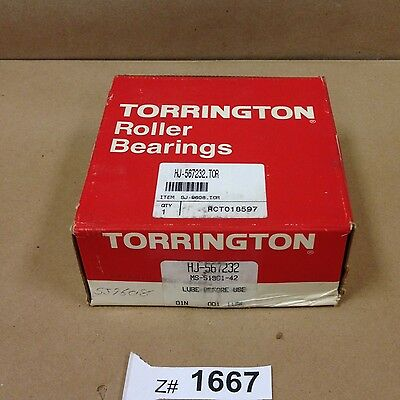 Lot Of 2 Torrington Hj-567232 Roller Bearing Ms-51961-42