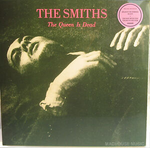 MORRISSEY LP SMITHS The Queen Is Dead 180 Gram Remastered SEALED Vinyl 2012