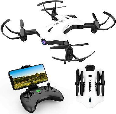 Ninja Drone for Kids & Beginners FPV RC Drone with 720P HD Wi-Fi Camera