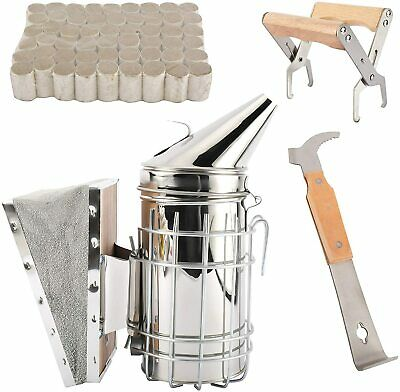 Beekeeping Starter Kit Bee Hive Smoker Tools Bee Keeping Supplies For Beekeeper