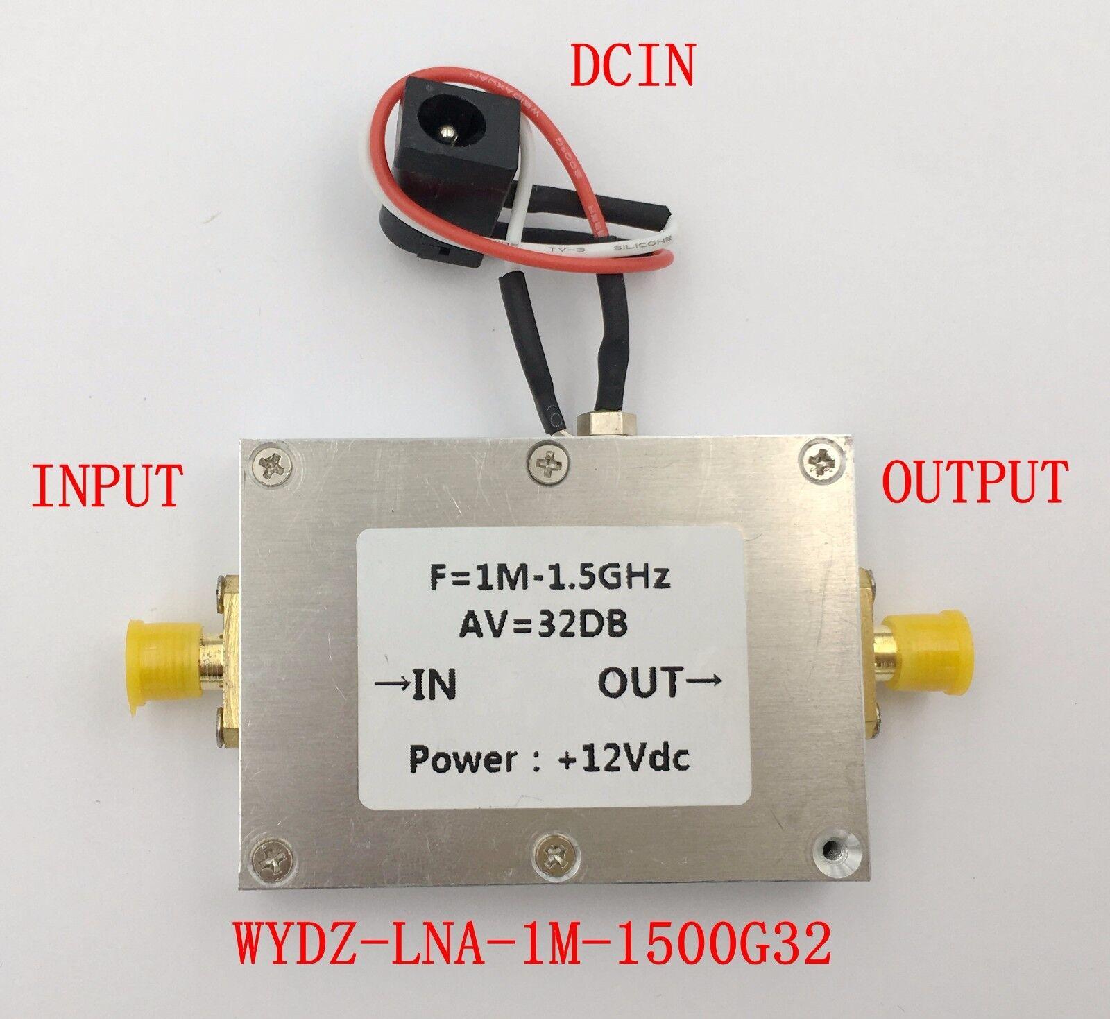 NEW LNA-1M-1500 32dB Low Noise Amplifier | Wundr-Shop