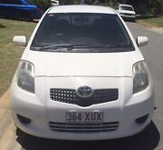 Toyota Yaris Yr , Registered until October, Great Condition  Oxenford Gold Coast North Preview