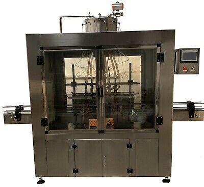 6 Head Automatic Liquid Filler