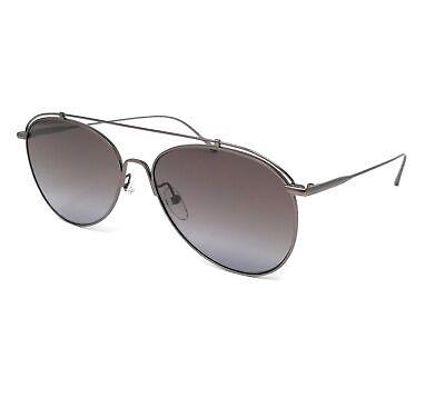 CALVIN KLEIN Sunglasses CK2163S 061 Matte Gunmetal Aviator Unisex 59x16x145
