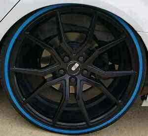 Xo luxury verona 22inch wheels  holden hsv ve vf Cranbourne West Casey Area Preview