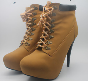Brand new, comfy heels with protective spray coating, size 10