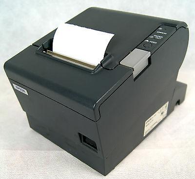 Epson Thermo Bondrucker Kassendrucker TM-T 88 IV schwarz