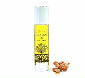 argan l 100ml gesicht haut haare aus marokko 100 rein von natural beauty ebay. Black Bedroom Furniture Sets. Home Design Ideas