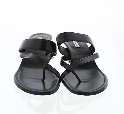 Manolo Blahnik SUSA5 Black Leather (M36 EU/ 6 US)NWD