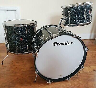 Vintage Premier Drum kit 20 12 16