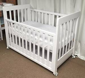 Brand New Homeworth Baby Pioneer Cot Peakhurst Hurstville Area Preview