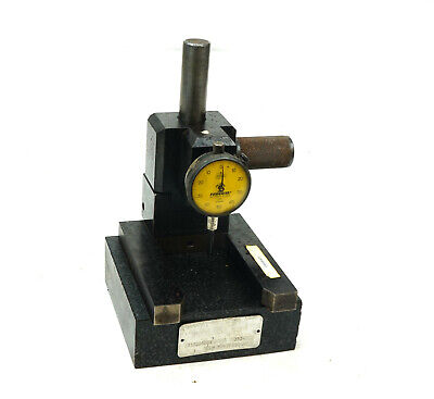 Birdsall Grade A Inspection Surface Plate Granite Stand Comparator 6x6x2