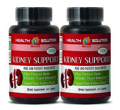 Energy vitamin pills - KIDNEY SUPPORT FORMULA 2B - green tea organic