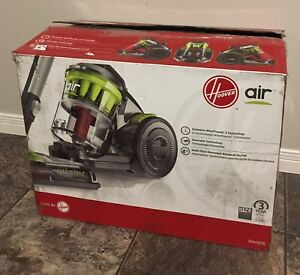 New! Hoover WindTunnel Bagless Canister Vacuum