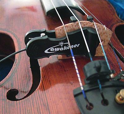 Muslady 2.4G Wireless Guitar System Sender und Empfänger wiederaufladbar R1Q0