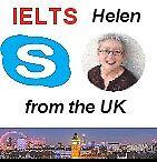 Online IELTS/English Tutor, £48 = 5 Lessons, 20 min Free Trial on Skype- British Teacher