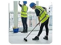 Builders Cleaners - Immediate Start. CSCS Required.