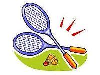 Honor Oak Ladies Badminton SE4 2JD