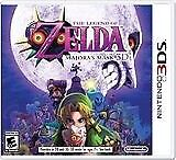 Looking for Zelda Orcarina of Time/Majoras Mask 3DS