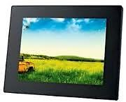 Bush 8 Inch Digital Photo Frame JD0801 - F02 Black