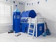 Blue Tower for Cabin Bed