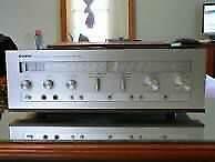 YAMAHA cr-420.  cr820 disp.  spk disp