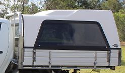 Flexiglass Canopy to suit Dual Cab Ormeau Gold Coast North Preview