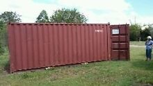 Shipping Container Gympie Gympie Area Preview