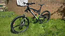 Vitus Sommet I Full Suspension Mountain Bike