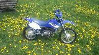 2003 Yamaha TT-R 90CC Kids Bike