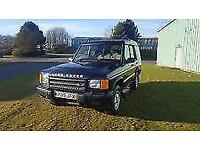 2000 W PLATE LANDROVER DISCOVERY TD5 AUTO