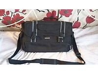 Camera bag with tripod compartment - collection only