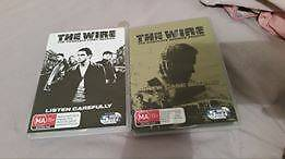 2 seasons of The Wire Narre Warren Casey Area Preview