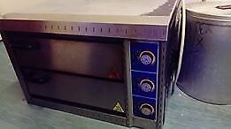 Pizza Oven , very clean