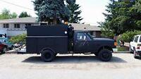 1989 F-350 Service Truck