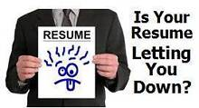 Is your Resume letting you down? West Perth Perth City Preview