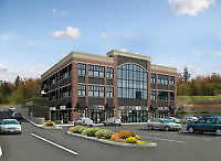 New 529 ft2 Class-A office in Portland Hills