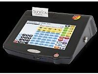 POS CASH REGISTER Quorion Qtouvh 10 touchscreen for retail.