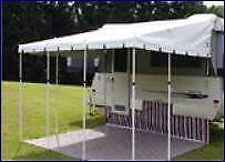 Bagged Annexe Roof caravan camper trailer or small hard top