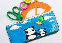 Pre-loved Pencil Cases