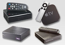 Refurbished Streaming Media Players